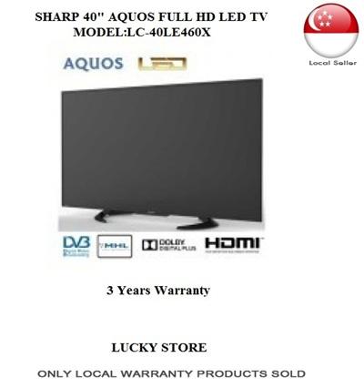 Qoo10 - Sharp TV : TV / Audio