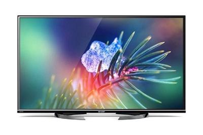 Qoo10 - SHARP 55INCH SMARTTV : TV & Entertainment
