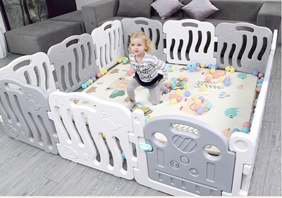 Qoo10 Shell Design Diy Safety Playpen For Babies Keep