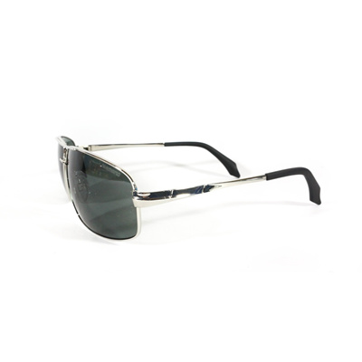 Shimano HG-081N Sunglasses Polarised Metal Frame Grey 413314 mu0vw8isC2