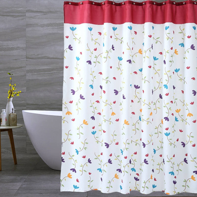 sew ideas how reupholster shower time hometalk curtain bathroom no valance to in