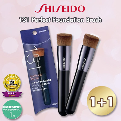2614a218527a CLEARANCE! WHILE STOCKS LAST! BUY 1 FREE 1! [SHISEIDO] Profesional Grade  Perfect Foundation Brush No131 cosme Beauty Winner!