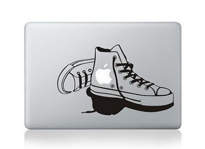 e2a678909377 shoes mac decal mac book pro decal mac sticker macbook air decal apple  macbook decal stickers