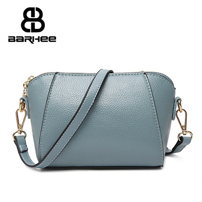 52bd2b4a9a48 Qoo10 - shop New Women Sling Bag Shell Handbag for Girls Leather Messenger  Bag...   Bag   Wallet