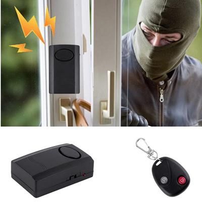 Wireless Remote Control Door Window Security Burglar Alarm Store House Antitheft