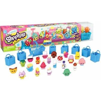 Shopkins Season 1 Mega Pack Of Shopkins Mini Figure 20 Pack