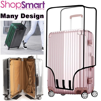81d382a0a Transparent PVC Luggage Cover/Waterproof Case Protector/20 to 30 Inch/Local  Delivery
