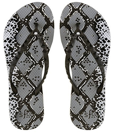 2418ff39a Qoo10 - Showaflops Womens Antimicrobial Shower Water Sandals for Pool