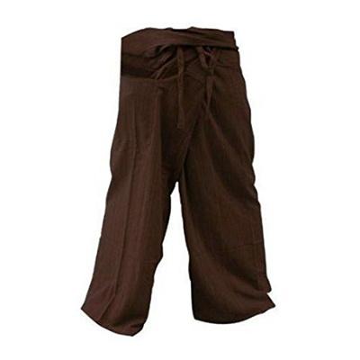 ef7a2e6f41 Qoo10 - SIAM THAILAND Yoga Pants Trousers Thai Fisherman Pants Free Size  Cotto... : Sports Equipment