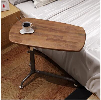 Qoo10 Side Table Mobile Lazy Computer Desk Bed With Writing Simple Lift Furniture Deco