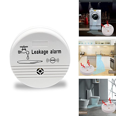 Qoo10 Signstek Water Leak Detector Battery Operated Alarm Bell Le Furniture Deco