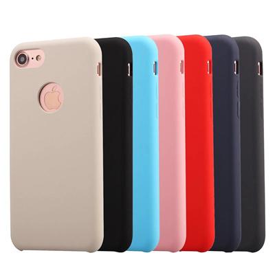outlet in vendita ufficiale risparmia fino all'80% Qoo10 - Silicone Case For Apple iPhone 7 7 Plus 6 6s 5 5S SE ...