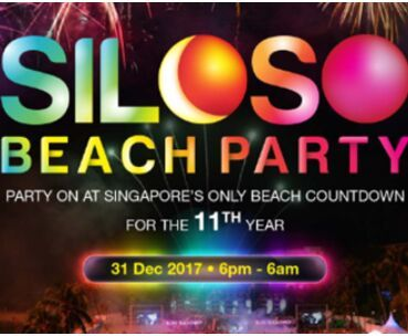 Siloso Beach Resort Credit Card Promotion
