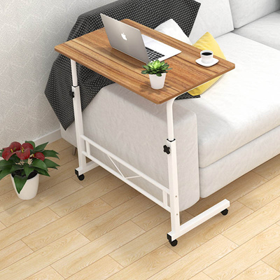 Peachy Qoo10 Simple Modern Study Desk Rolling Laptop Table Sofa Pabps2019 Chair Design Images Pabps2019Com