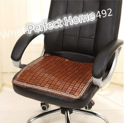Singapore Mahjong Mat Bamboo Mats Cushion Summer Car Seat Cushions Office Chairs Computer Mahjong Ma