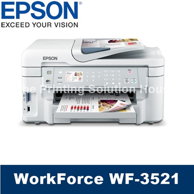 EPSON WF-3521 TELECHARGER PILOTE