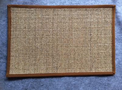 Sisal carpet cat scratching carpet pet mat cat paw pads wear-resistant carpets custom special