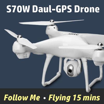 dron gopro