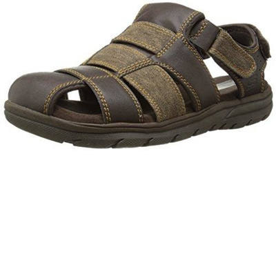 329374391f95 Qoo10 - (Skechers) Men s Sandals DIRECT FROM USA Skechers Men s Olvero  Fisherm...   Men s Bags   Sho.