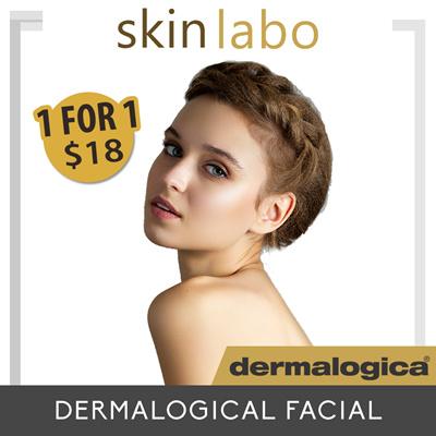 Singapore facial service dermalogica