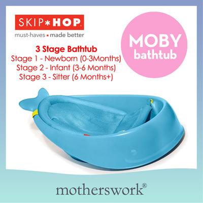 Qoo10 Moby Bathtub Baby Maternity
