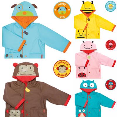 7eb9388e69da Qoo10 - SkipHop Raincoat   Kids Fashion