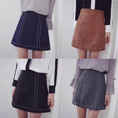 Sexy tight mini skirt can