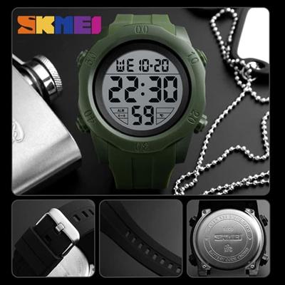 Qoo10 - Jam Tangan Digital SKMEI 1305 ORIGINAL   Jam tangan   Perhiasaan 4b16721931