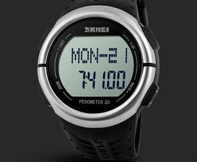 Qoo10 Skmei Men Women Sports Watches Heart Rate Monitor