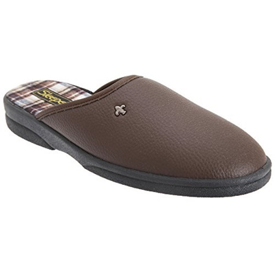fe3c86f6ca3 Qoo10 - (Sleepers) Sleepers Mens Dwight Outdoor Sole Mule Slippers-   Shoes