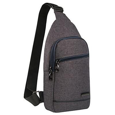 Qoo10 - Sling Bag, Tzowla Unisex Cross Body Travel Backpack Small  Lightweight ...   Men s Bags   Sho.