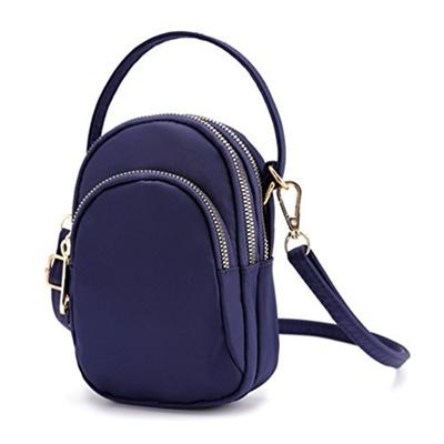 e09c13dd347a Small Crossbody Purse Wallet Nylon Cell Phone Bag for Women Girls