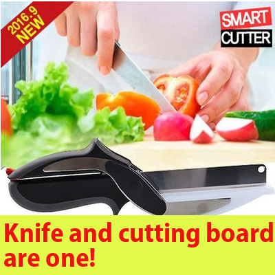 Qoo10 smart cutter kitchen dining for Kitchen pro smart cutter