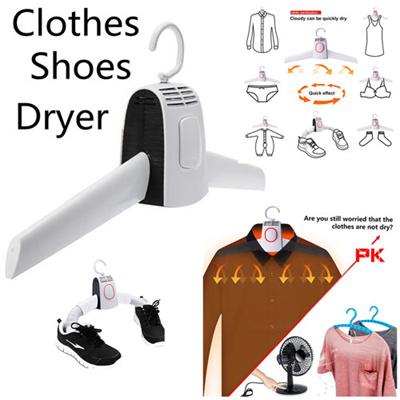 Qoo10 Smart Shoes Dryer Rack Compact Electric Clothes Drying Racks