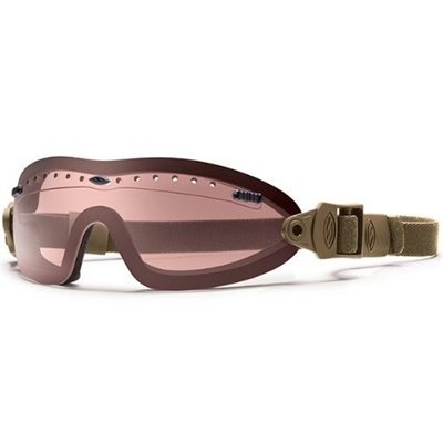 Smith Optics Elite Boogie Sport Goggles, Ignitor, Tan 499 Strap by Smith Optics
