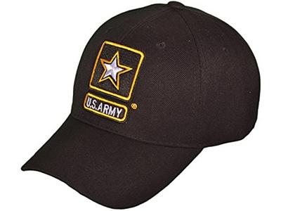 5cb682e8e6b Qoo10 - (Snapking) SNAPKING US Army Logo Embroidered Cap Military Black  Baseba...   Fashion Accessor.