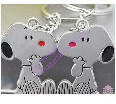 Qoo10 Snoopy Metal Car Keychain Creative Cute Couple Male Ms Dog