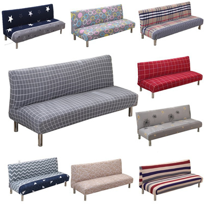 Qoo10 Sofa Bed Cover Slipcover Furniture Protector No Arm Seater Decor Bedding Rugs