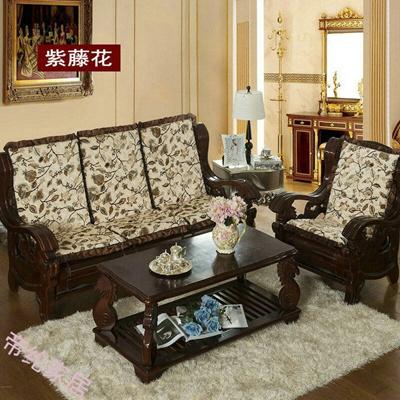 Sofa Cushion With Backrest Sponge Chinese Mahogany Sofa Cushion Federal Cushion Wooden Sofa Cushion