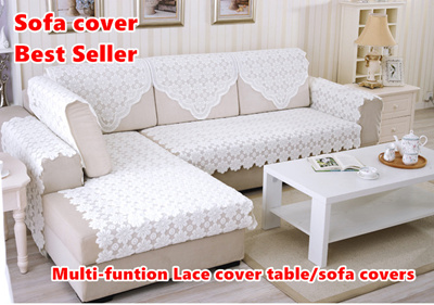 Sofacover Best Er Table Cover Lace Sofa Multifunction For Home Furniture