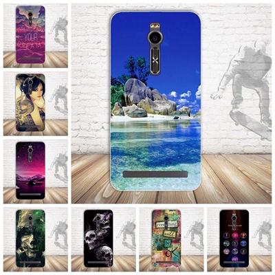 e7560ee5edd Qoo10 - soft tpu case coque asus zenfone 2 ze551ml case silicon back cover  fun... : Smartphone & Tab.