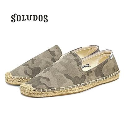 bd875b6f10f97 Qoo10 - Soldos SOLUDOS Espadrilles smoking slippers slippers : Bag ...