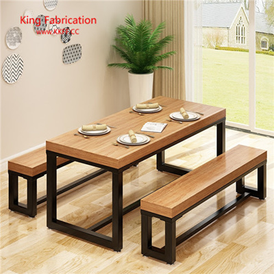 Solid Wood Tea Dessert Coffee Tables And Chairs Restaurants Leisure Bar Outdoor