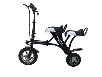 Solomo 2 Seat Electric Scooter 48v 8 8ah Battery 25 35km