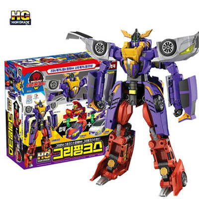 Qoo10 Turning Mecard W Hg Toys