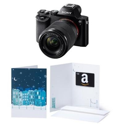 Qoo10 - Sony a7 Full-Frame Mirrorless Digital Camera with 28-70mm ...