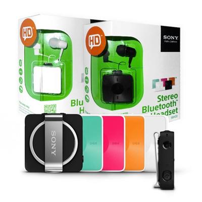 Sony SBH20 NFC Stereo Bluetooth 3.0 Wireless Headset Earphones Handsfree