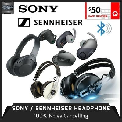 f5521d22b9f SONY WH-1000XM3 VS SENNHEISER Industry Leading Noise Cancellation Engine.  12 Months Warranty!