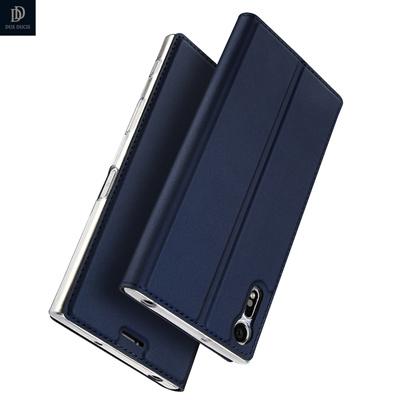 size 40 027fe 3e6f6 Sony Xperia XZ Case F8331 Dual F8332 Flip Cover Phone Case DUX Leather Case  Sony XZ 5.2