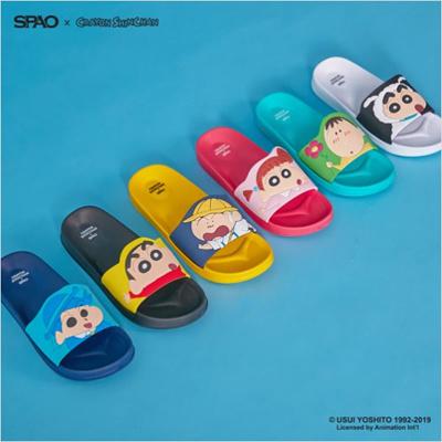 SPAO X Crayon shinchan x Adventure time  Slipper Collaboration 9ype de64bc6103dd9